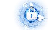 Secure digital space. Virtual confidential,
