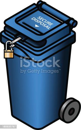 istock Secure Disposal 185935767
