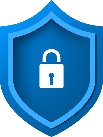 firewall security concept design element icon