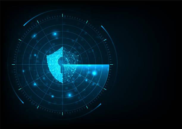 Security-Konzept – Vektorgrafik