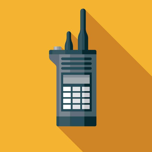 illustrations, cliparts, dessins animés et icônes de icône de musée de walkie de garde de garde de sécurité - museum