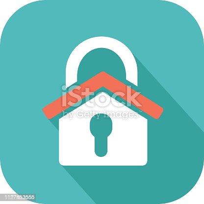 istock Security icon 1127853555