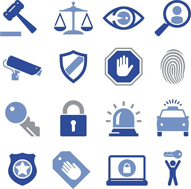 セキュリティアイコン-pro シリーズ - id盗難点のイラスト素材/クリップアート素材/マンガ素材/アイコン素材