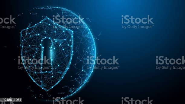 Security shield protection form lines triangles and particle style vector id1018011064?b=1&k=6&m=1018011064&s=612x612&h=vawu6aii5c05rvoszmby8cdiyytryf8yzocuynhmlsk=