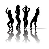 Seductive Dancing Women