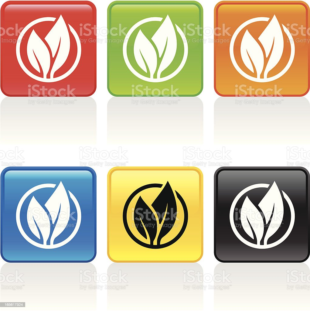 Seedling Icon royalty-free seedling icon stock vector art & more images of black color