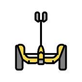 istock segway vehicle color icon vector illustration 1279765198