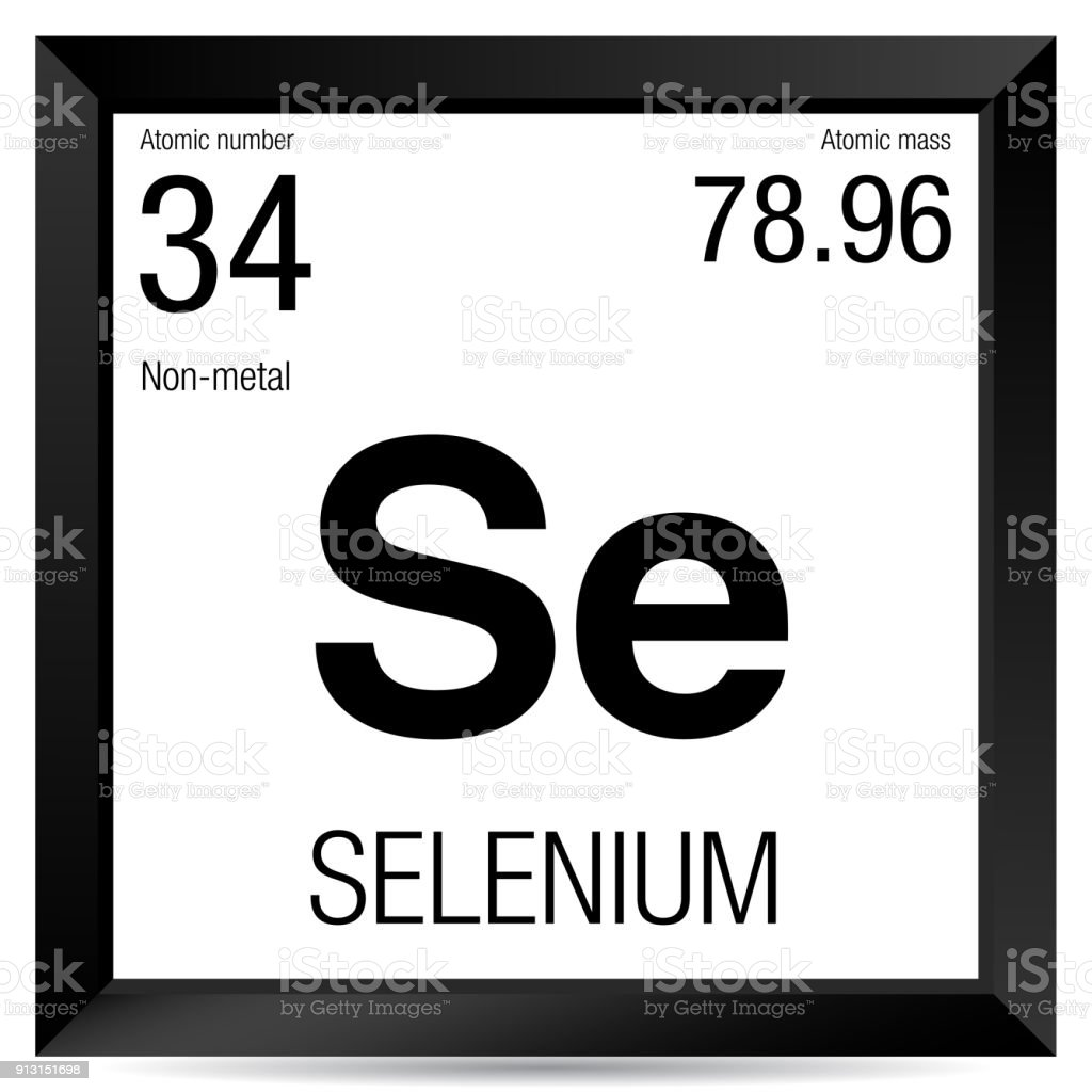 Selenium symbol element number 34 of the periodic table of the selenium symbol element number 34 of the periodic table of the elements chemistry royalty biocorpaavc Image collections