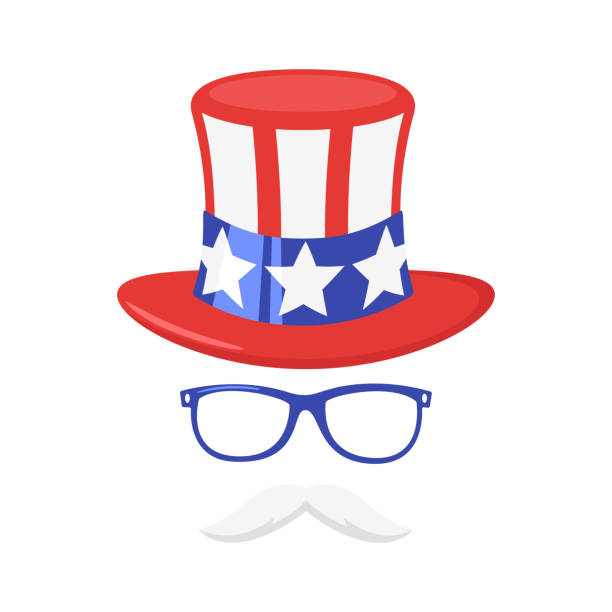 selfie photo and  chat filter bow tie,sam,uncle,uncle sam,patriotic,united,freedom,independence,national,holiday,hat,america,4th of july,usa,symbols,american,application,avatar,booth,carnival,chat,concept,decoration,decorative,effect,element,elements,face,festival,filter,fun,funny,game,head,icons,mask,masquerade,mobile,mouth,nose,party,photo,photobooth,portrait,prop,props,social,style,symbol,vector surface to air missile stock illustrations