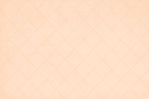 Semi seamless beige or light brown coloured criss cross pattern of slanted checks all over textured grunge backgrounds