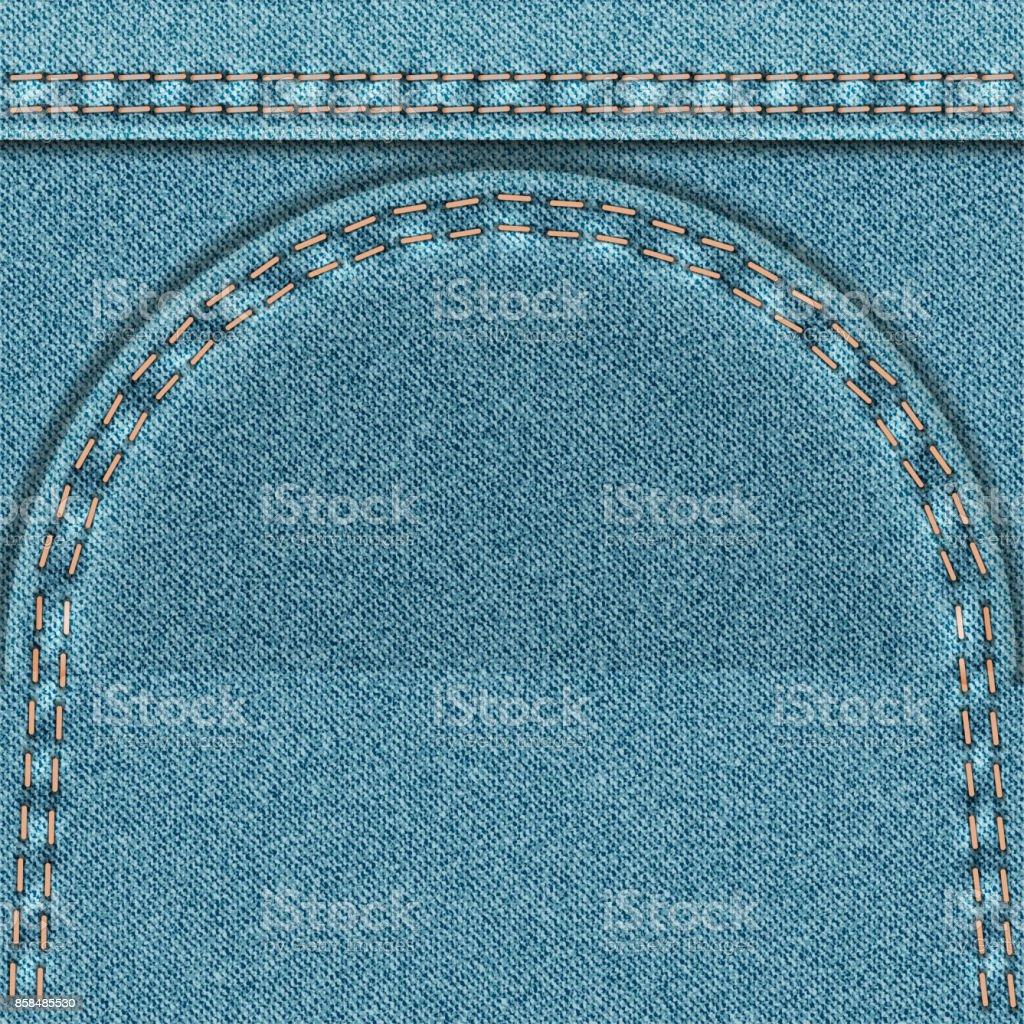 semicircular vector art illustration