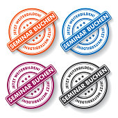 Seminar Booking Papper labels