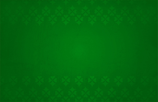 Semi-seamless (Only pattern is seamless & not grunge) Bright green coloured grunge Backgrounds with a border of floral pattern made of small hearts at the top and bottom edges of the horizontal frame