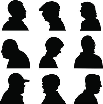 Senior Face Profiles