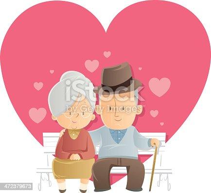 istock Senior Love 472379673