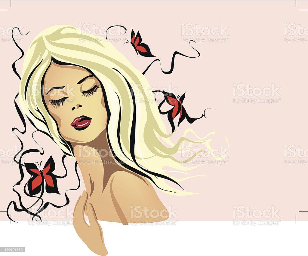 sensual blonde royalty-free sensual blonde stock vector art & more images of beauty