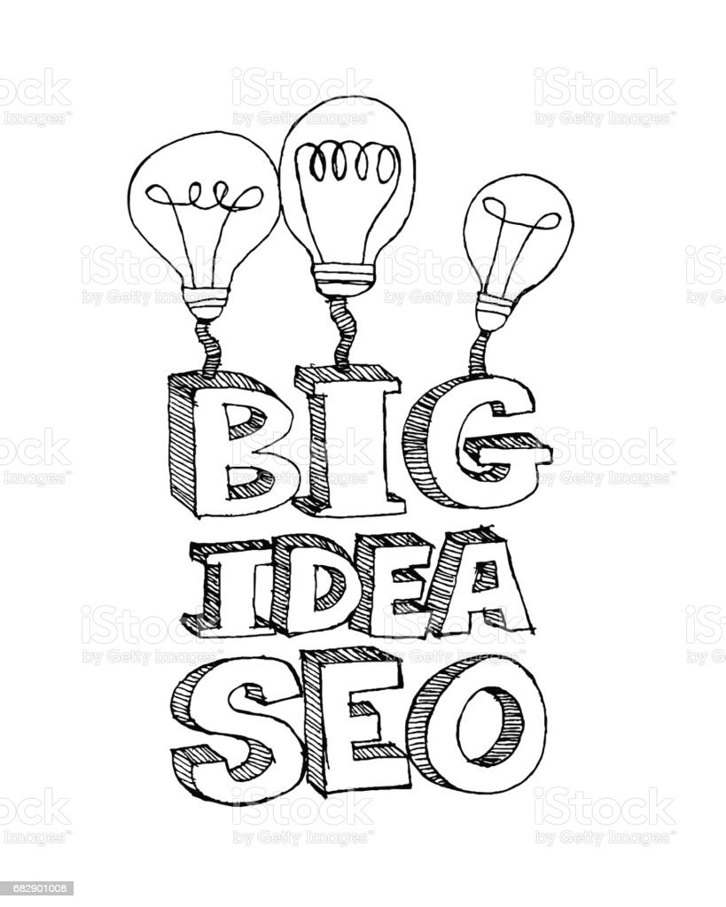 Idee der SEO SEO Search Engine Optimization Lizenzfreies idee der seo seo search engine optimization stock vektor art und mehr bilder von abstrakt