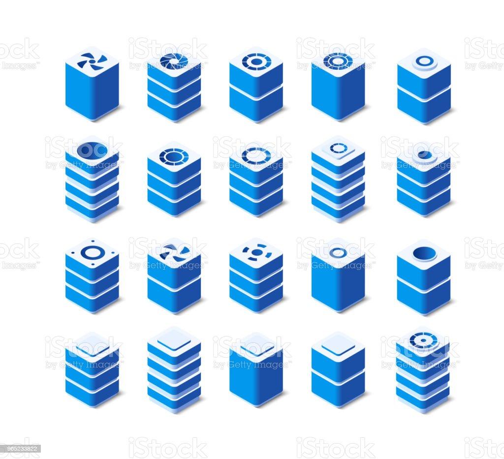 server network technology server network technology - stockowe grafiki wektorowe i więcej obrazów biznes royalty-free