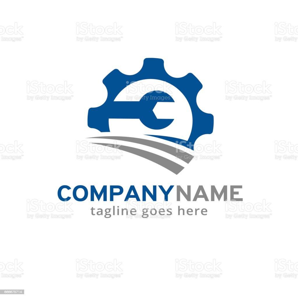 サービス エージェント テンプレート デザインのベクトル シンボル、エンブレム、デザイン コンセプト、創造的なシンボル アイコン ベクターアートイラスト