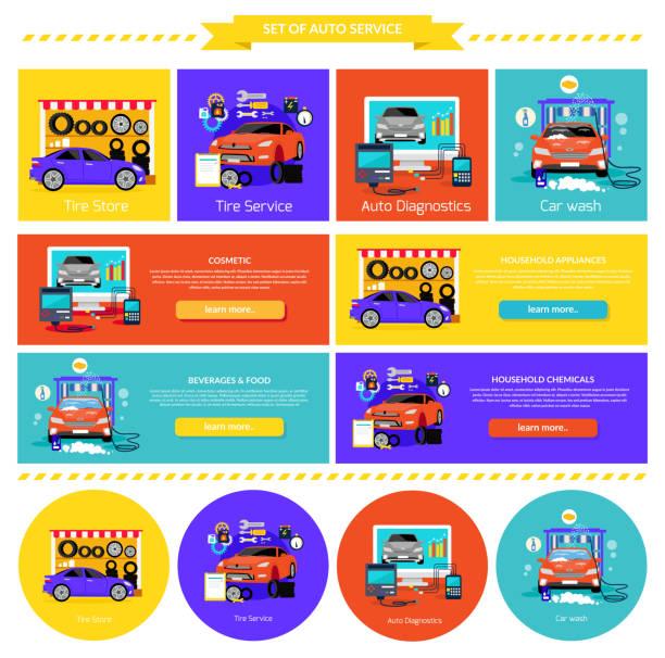 Royalty Free Car Detailing Clip Art, Vector Images & Illustrations ...