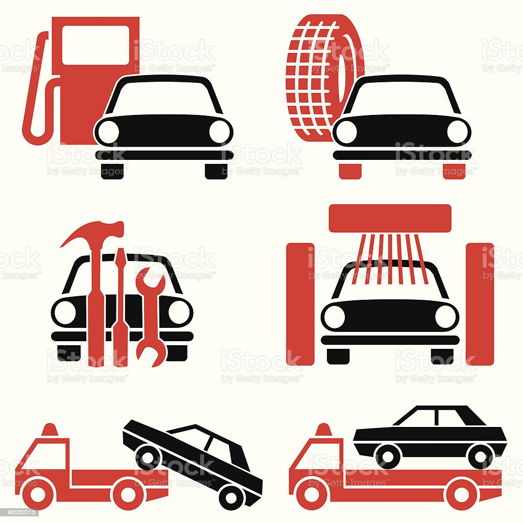 services icons royalty-free services icons stock vector art & more images of black color