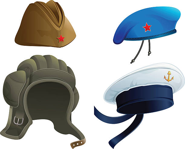 Best Beret Illustrations, Royalty-Free Vector Graphics ...
