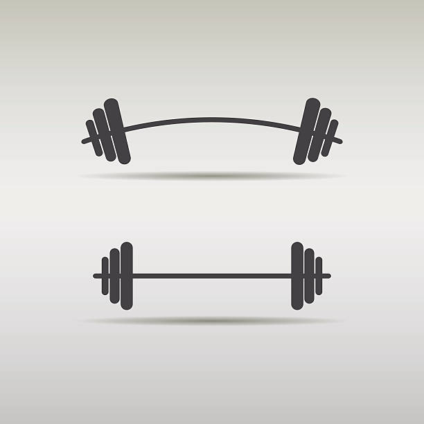 Best Barbell Illustrations, Royalty-Free Vector Graphics ...