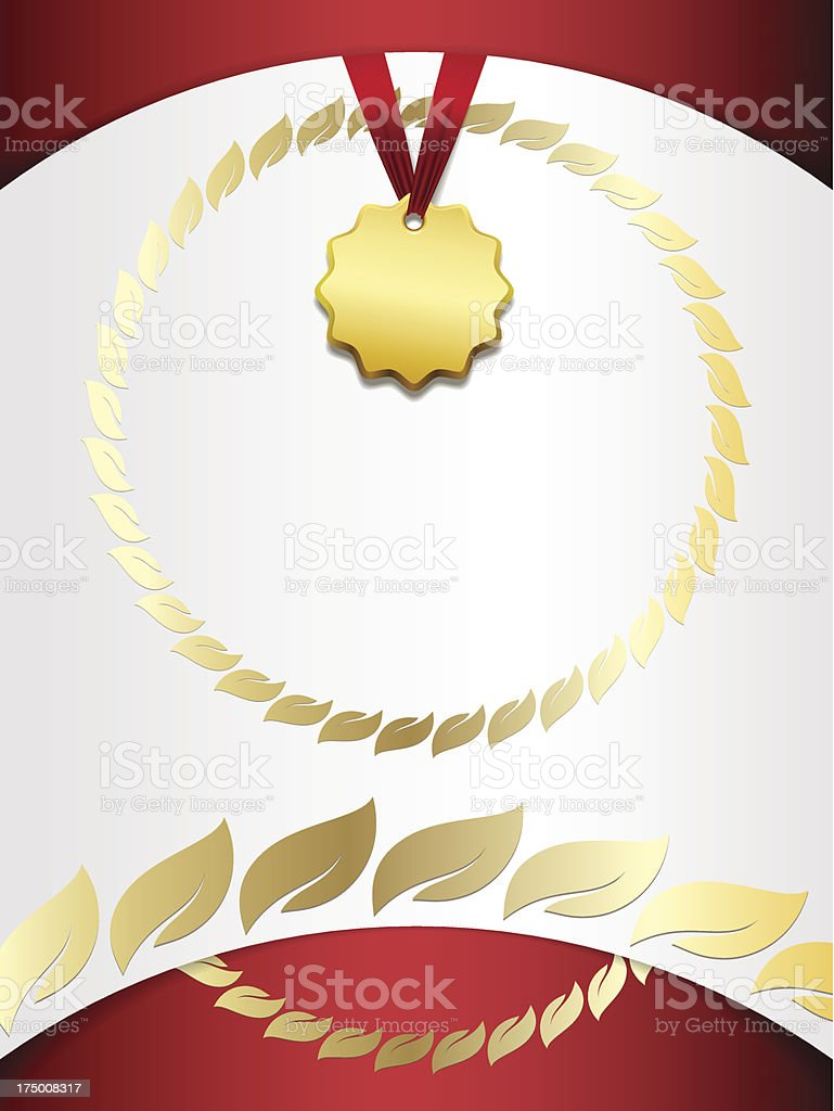 set Certificate with medal royalty-free set certificate with medal stock vector art & more images of abstract