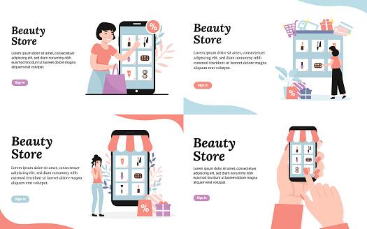 Set concepts Beauty Store
