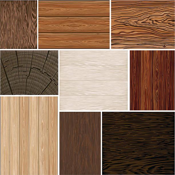 設定の異なるウッドの質感。seamless.背景。beige.ブラウンのホワイトボードを備えております。 - ウッドテクスチャ点のイラスト素材/クリップアート素材/マンガ素材/アイコン素材