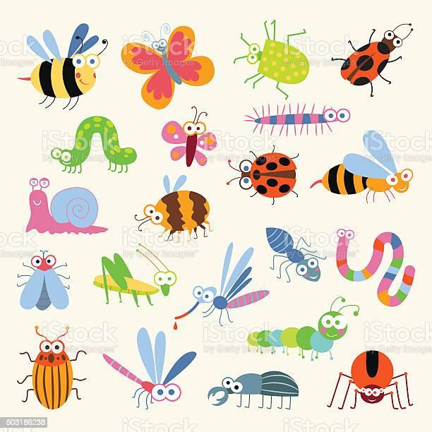 Set funny insects vector id503186238?b=1&k=6&m=503186238&s=612x612&h=ta4l4erlpf5kftcujbiyjfqu1nz2psiim vhu6knqx4=