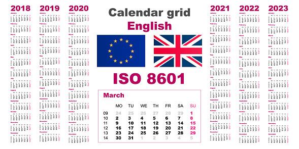 set-grid-wall-calendar-english-for-2018-