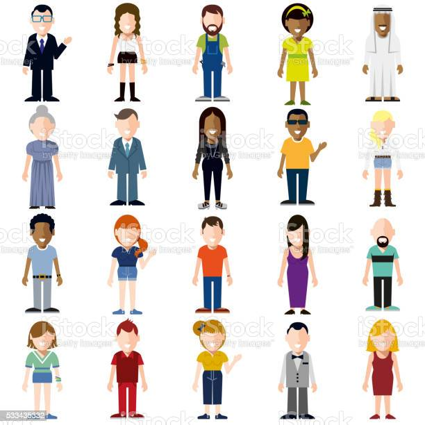Set happy people cartoon vector id533435332?b=1&k=6&m=533435332&s=612x612&h=t8f zw8zjrc8s  rt3dnidmjtlbazmtvnyq ga3heks=
