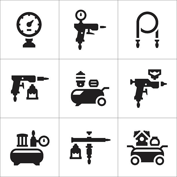 Royalty Free Compressed Air Clip Art Vector Images Illustrations