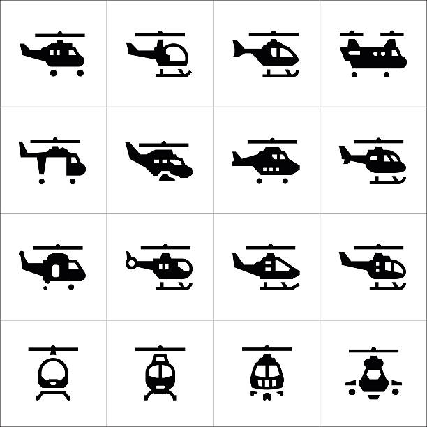 Best Helicopter Illustrations, Royalty-Free Vector Graphics & Clip
