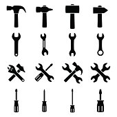 Set icons of tools