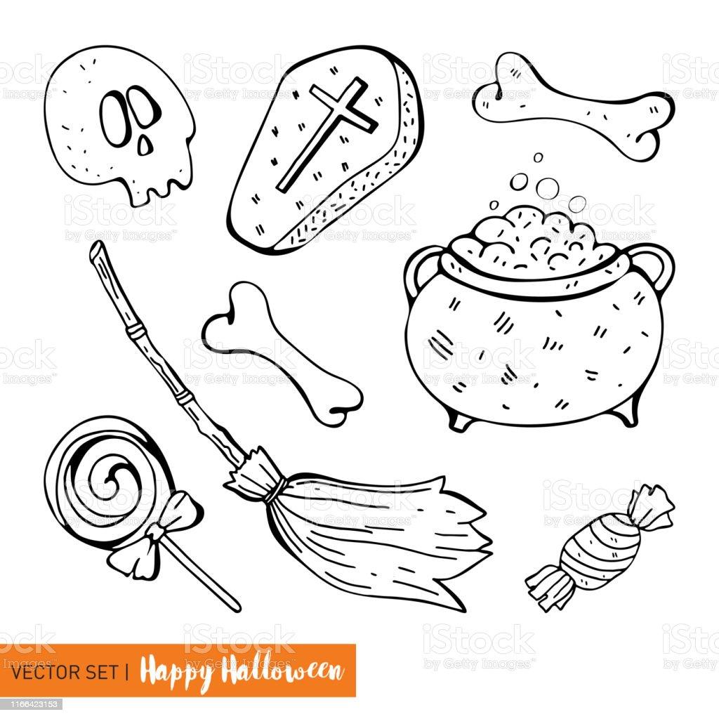 Installezvous Dans Un Vecteur Pour Un Halloween Amusant