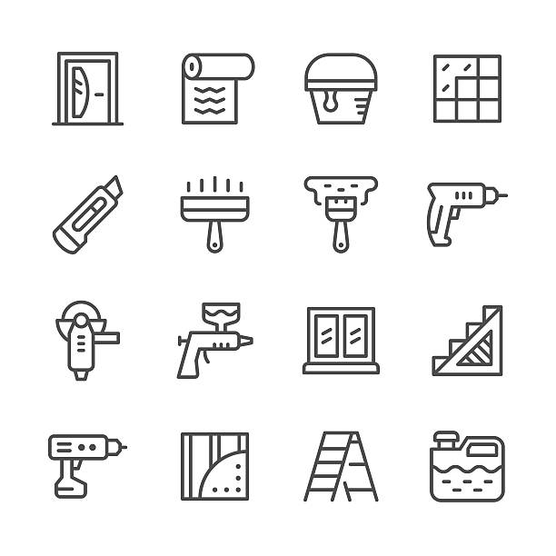Best Drywall Illustrations, Royalty-Free Vector Graphics & Clip Art