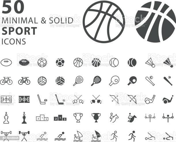 Set of 50 minimal and solid sport icons on white background vector id849948848?b=1&k=6&m=849948848&s=612x612&h=3 o4ewtshqjmrjyl6kv19amwnfzd2lr4hfqoemhxnlm=