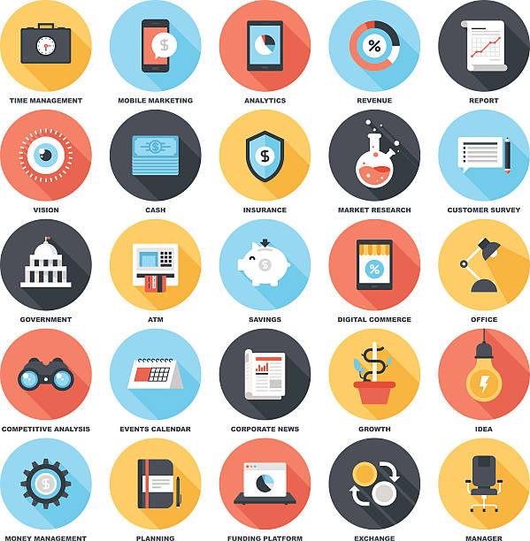 illustrations, cliparts, dessins animés et icônes de affaires et finance - calendrier de l'avant