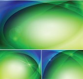 Vector illustration abstract green background. EPS10.  ZIP includes high res JPG and Ai CS3 files. Includes high res JPG  and Ai CS files.