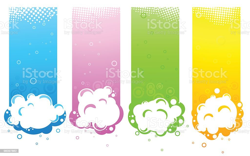 Set of abstract colourful banners royalty-free set of abstract colourful banners stock vector art & more images of abstract