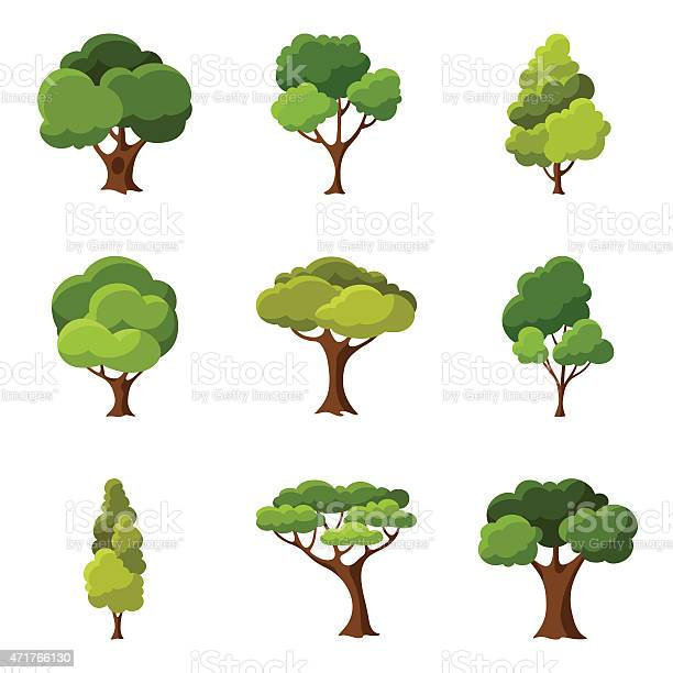 Set of abstract stylized trees vector id471766130?b=1&k=6&m=471766130&s=612x612&h=ijekasupubdhi1embuetpwdaugsfegdjaozmqcgxf9u=