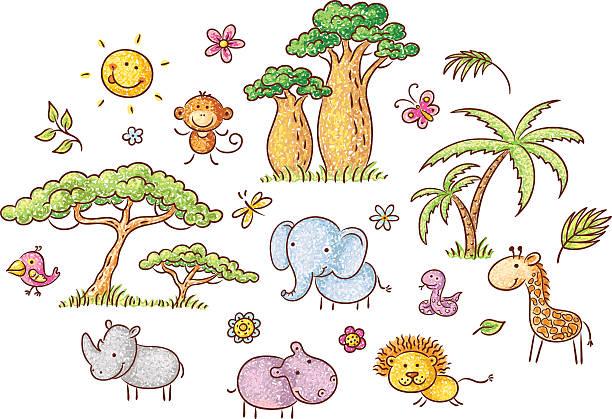 Top 60 Bubert Zoo Clip Art, Vector Graphics and ...