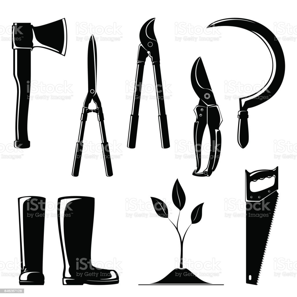 agricultural tools clipart etc - HD 1024×1024