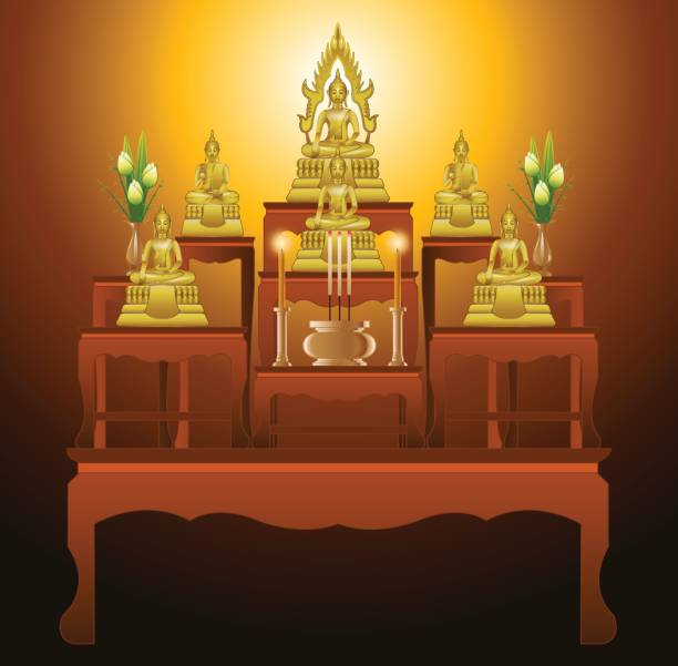 Buddhist Wedding Altar: Top 60 Wedding Altar Clip Art, Vector Graphics And