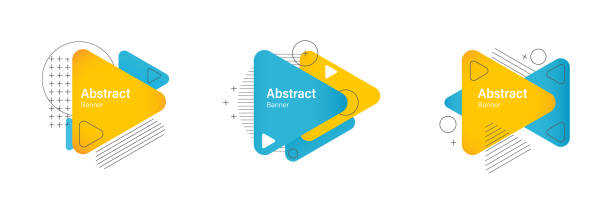 ilustrações de stock, clip art, desenhos animados e ícones de set of amoeba shapes. abstract liquid elements. - amiba