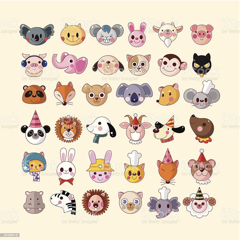 royalty free zebra face clip art vector images