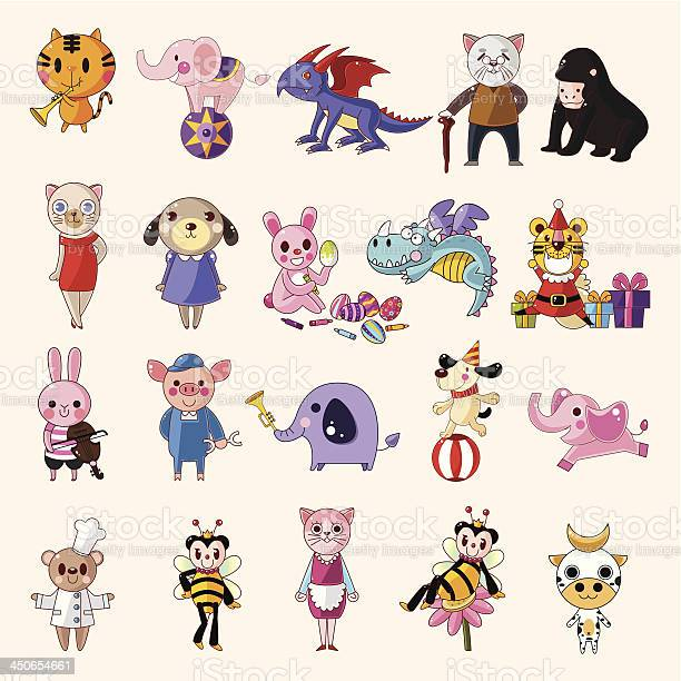 Set of animal icons vector id450654661?b=1&k=6&m=450654661&s=612x612&h=vqsfv1dbigwmnwgoofwzvohr3tl8joamqh fbzrh 0w=