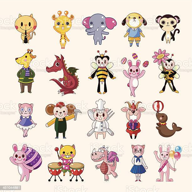 Set of animal icons vector id451044881?b=1&k=6&m=451044881&s=612x612&h=3s 4jvyf1yxlo39azkjtf8b9ctxzjw gasqaur5vvfs=